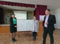 Районный семинар-тренинг для учителей казахского языка и литературы